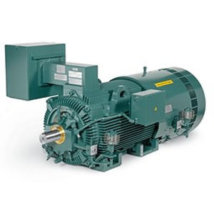 AC motor / induction / 690 V / variable-speed