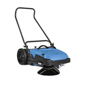 walk-behind sweeper / manual