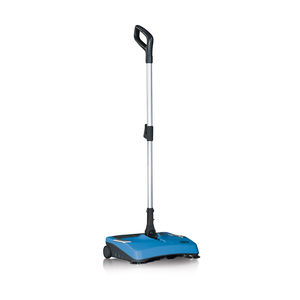 walk-behind sweeper / battery-powered