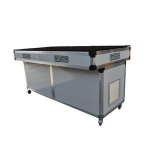 surface treatment downdraft table