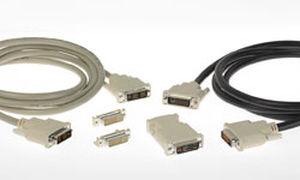 DVI cable harness