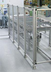 machine enclosure partition