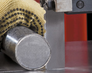 bandsaw blade / carbide / for steel