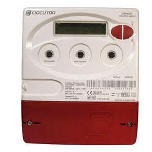 three-phase electric energy meter