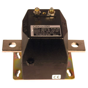 instrument transformer / current / cast resin / for energy meters