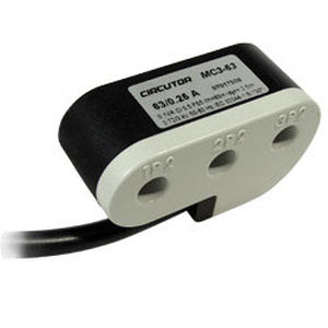 current transformer / encapsulated / three-phase / for electrical networks