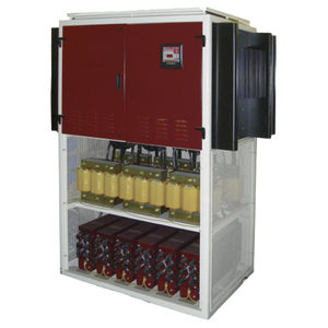 automatic capacitor bank / low-voltage / with detuned filters