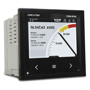 electrical network analyzer / power / for integration / high-performance