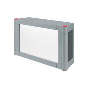 handheld enclosure / rectangular / plastic / with graphic display