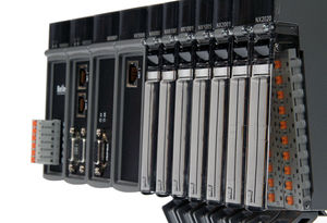compact PLC / with integrated I/O / Modbus / Ethernet TCP/IP