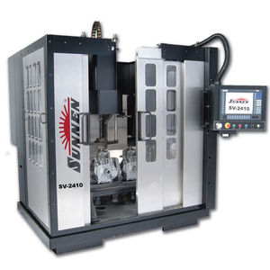 vertical honing machine / multi-spindle / CNC