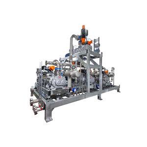 dry vacuum system