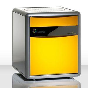 carbon analyzer / sulfur / coal / biomass