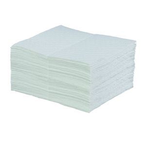 pad absorbent / oil / for hydrocarbons / water