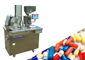 filling machine for the pharmaceutical industry / capsule / solids / multi-container
