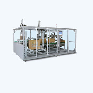 PLC-controlled packaging machine