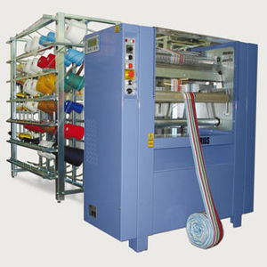 double jersey knitting machine / fully-automatic / industrial