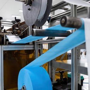 non-woven production line