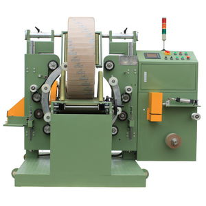 automatic packaging machine / vertical / for paper / for pipes