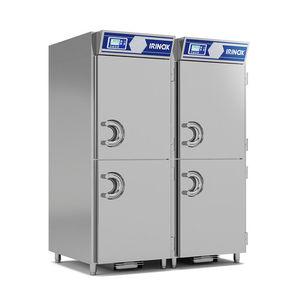 storage cabinet / free-standing / multi-door / for the food industry