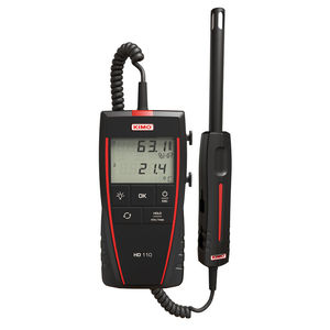 digital thermo-hygrometer / portable / temperature / dew-point