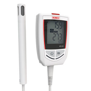 temperature data-logger / humidity / pressure / voltage
