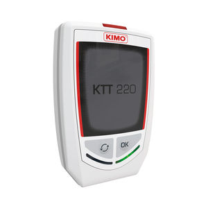 temperature data-logger / with PC interface / with LCD display / for thermocouples