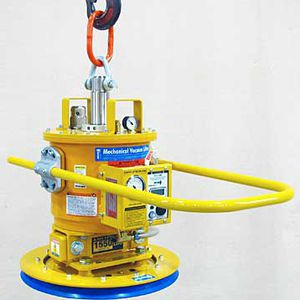 sheet metal vacuum lifting device / horizontal