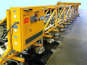 heavy load vacuum lifting device