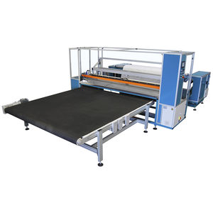 knife cut-to-length cutting line