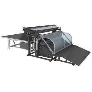 concrete product production machine