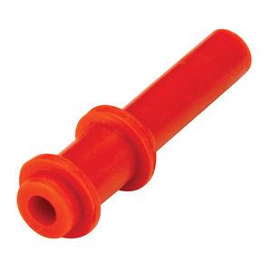 double-flange plug