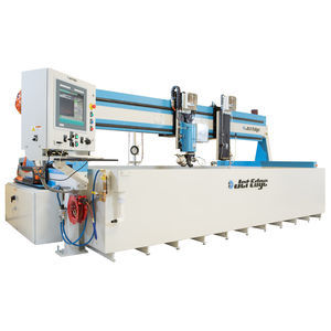 abrasive water-jet cutting machine / CNC / for industrial applications / precision