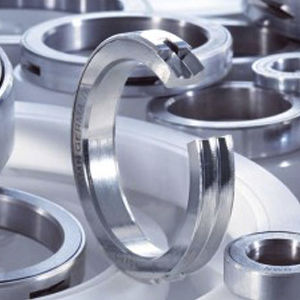 O-ring seal / steel / plastic / for machine tools