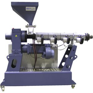 single-screw extruder / smooth bore