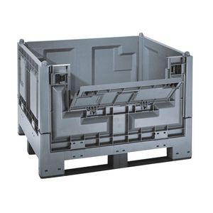 HDPE pallet box / storage / transport / folding