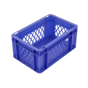 PP crate / storage / transport / for the food industry