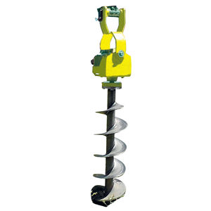 hydraulic auger