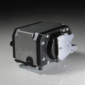 diaphragm vacuum pump / lubricated / single-stage / compact