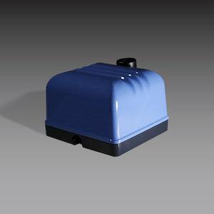 air pump / electric / diaphragm / industrial
