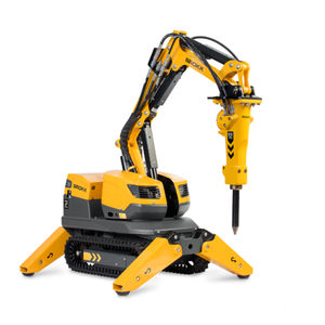 Demolition robot - All industrial manufacturers - Videos