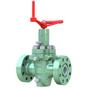 gate valve / manual / electrically-operated / pneumatically-operated