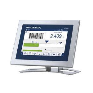 PC-based weighing terminal