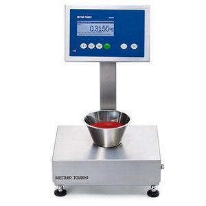 precision scale / industrial / counting / with LCD display