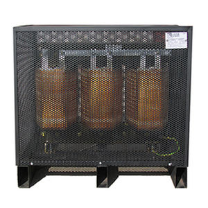 power transformer / isolation / electrical power supply / dry