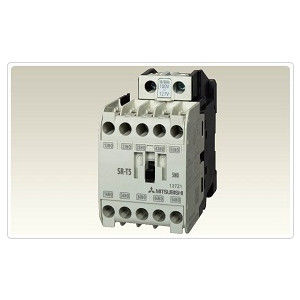 electromagnetic contactor / low-voltage / for industry / DIN rail
