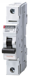 thermal-magnetic circuit breaker / overcurrent / automatic / DIN rail