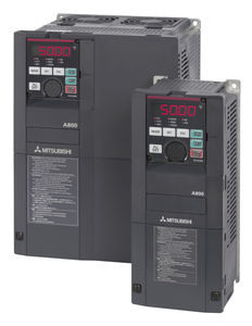 three-phase frequency inverter / AC / wall-mount / industrial