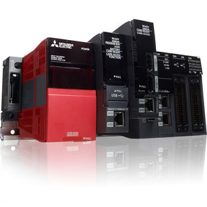 PLC with integrated I/O