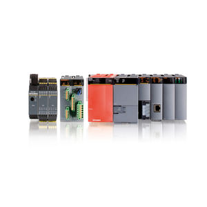 compact PLC / DIN rail / with integrated I/O / Ethernet